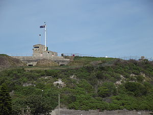 Fort Scratchley - Image: Fort Scratchley