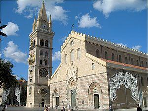 Foto Duomo Messina september 09