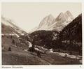 Fotografi av Albulapass. Weissenstein - Hallwylska museet - 104849.tif