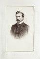 Fotografiporträtt på Hans von Hallwyl, 1855 - 1885 - Hallwylska museet - 107591.tif