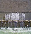 Fountain at Liberty Memorial Kansas City MO.jpg
