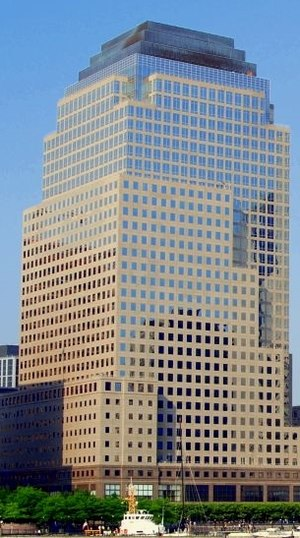 250 Vesey Street - Image: Four World Financial Center