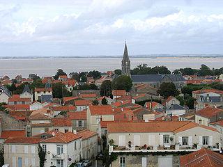 Fouras Commune in Nouvelle-Aquitaine, France