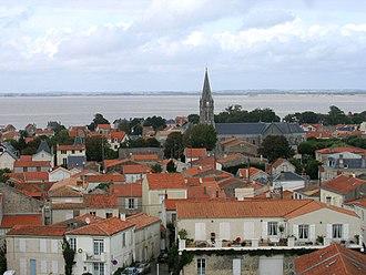 Fouras - Image: Fouras Ville