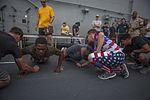 Fourth of July celebration aboard the USS Bonhomme Richard 150704-M-CX588-323.jpg