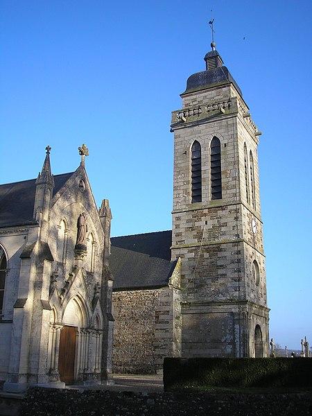 Landelles-et-Coupigny
