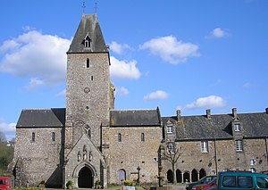 Lonlay-l'Abbaye - Abbey