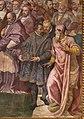 Francesco salviati e giuseppe porta detto il salviatino, Riconciliazione di papa Alessandro III e Federico Barbarossa, 1565-75, 10.jpg