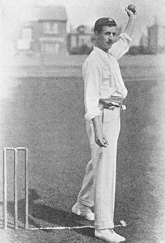 Frank Smith (umpire) - Frank Smith
