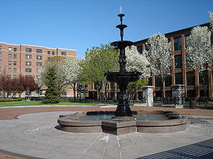 Franklin Square, Syracuse, New York, USA