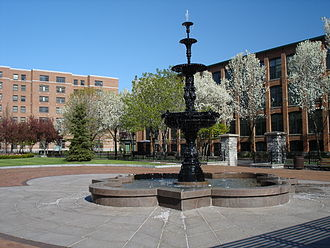 Franklin Square, Syracuse - Franklin Square