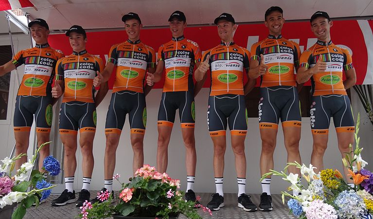 Frasnes-lez-Anvaing - Tour de Wallonie, étape 1, 26 juillet 2014, départ (B026).JPG