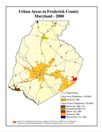 Frederick County Md Zip Code Map.Frederick County Maryland Wikipedia