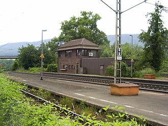 Hanoverian Southern Railway - Freden (Leine) station