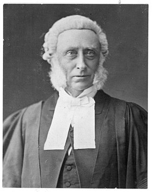 Attorney-General (New Zealand) - Image: Frederick Whitaker, ca 1870s
