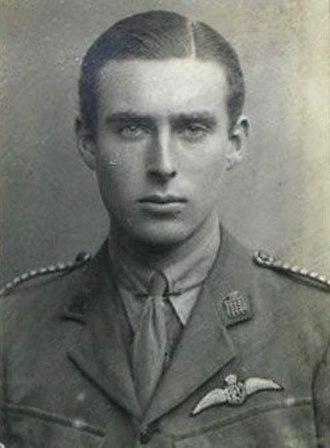 F. W. Winterbotham - F.W. Winterbotham in Royal Flying Corps uniform