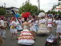 Fremont Solstice Parade 2008 - samba dancers 08.jpg