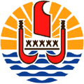 프랑스령 폴리네시아의 국장