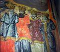 Fresco of Alexander III of Macedon in St. George Church in Banjani.jpg