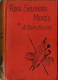Front cover King Solomon's Mines 1887.jpg