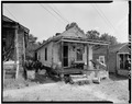Front facade, looking northeast - 505 Dix Street (House), La Grange, Troup County, GA HABS GA,143-LAGR,16-1.tif