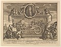 Frontispiece and Its Explanation (Twelve Large Illustrations for Samuel Butler's Hudibras, Plate 1) MET DP826944.jpg