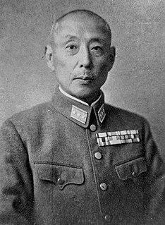 Keisuke Fujie Japanese general