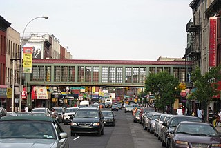 Fulton Street (Brooklyn) Street in Brooklyn, New York