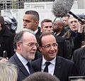 Gérard SEBAOUN avec François HOLLANDE - 1 février 2013.jpg