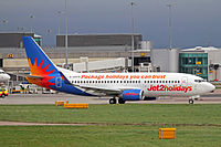 G-GDFN - B733 - Jet2
