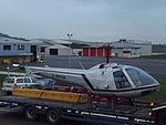 G-MHCM Enstrom 280FX Helicopter (23725051896).jpg