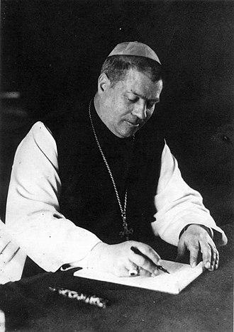 Franciscus Janssens - Dom Franciscus Janssens