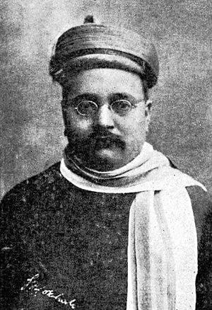 Gopal Krishna Gokhale - Image: GK Gokhale