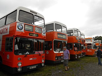 GM Buses - Preserved GM Buses in September 2011
