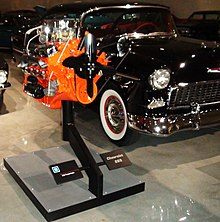 Chevrolet small-block engine - Wikipedia