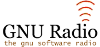 Software-defined radio - GNU Radio logo