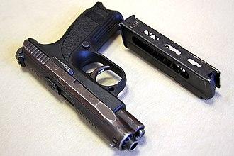 GSh-18 - Gryazev and Shipunov 9mm GSh-18 pistol