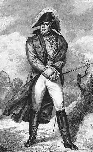 """English: Michel Ney. Known as """"The Bravest of ..."""