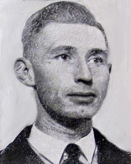 Hergé in 1940