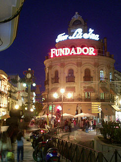Calle Larga (Jerez de la Frontera) - Wikipedia, la