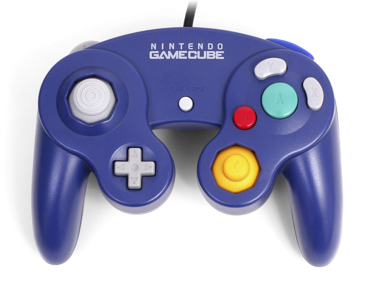 File:GameCube controller.png - Wikimedia Commons