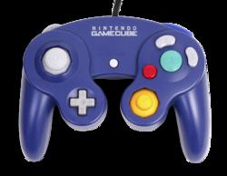 I'd heard the WiiU pro-controller was a rip off of the 360 controller 250px-GameCube_controller