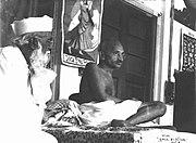 Gandhi in 1934
