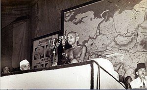 Asian Relations Conference - Gandhi at the Asian Relations Conference in 1947