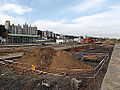 Gangneung station rebuilding 02.jpg