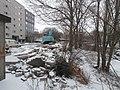 Garages Lennuki 9 demolished Tallinn 18 January 2018.jpg