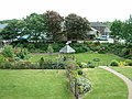 Gardens at Waie Inn, Zeal Monachorum, Devon - geograph.org.uk - 450295.jpg