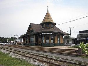 Acton Vale Station Wikipedia