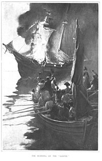 <i>Gaspee</i> Affair Event in Rhode Island preceding the American Revolution