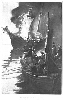 Burning of the Gaspée